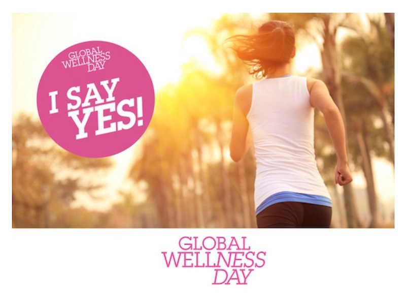 Программа GLOBAL WELLNESS DAY 2017 в парке KEMERI.